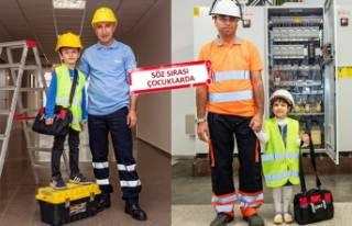 İzmir'den etkili kampanya: Geleceğimiz sana...