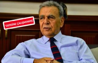 Kocaoğlu'ndan Erdoğan'ın su çıkışına...