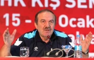 Merkez Hakem Kurulu Başkanı Yusuf Namoğlu istifa...