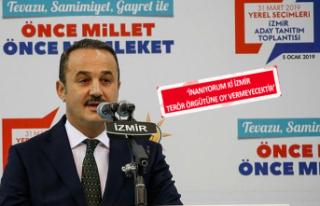 Şengül: CHP'nin adayına dağlarda karar veriliyor