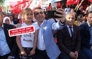 Arslan: İzmir'in külfetini Buca'ya yüklemişler