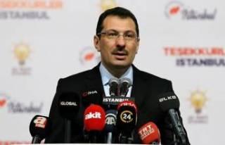 AK Parti'den itiraz açıklaması