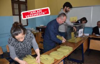 AK Parti, Kemalpaşa'da tüm oyların sayılmasını...