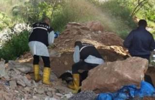 Aydın'da köprü altında erkek cesedi bulundu