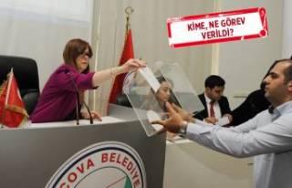 Balçova'da ilk Meclis toplandı