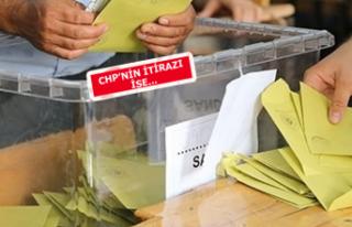 Bergama'da oy sayıları itiraz üzerine düzeltildi