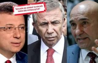 CHP'li başkanlardan Paris mesajı