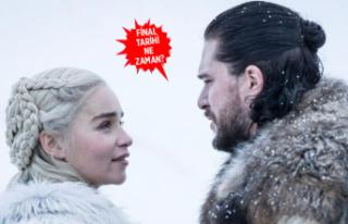 Game of Thrones 8. sezon 1.bölüm izleyici rekoru...