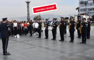İzmir'de Turizm Haftası törenle başladı