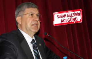 Mehmet Ali Susam'a 15 günde ikinci büyük acı!...