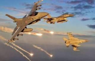 Milli Savunma Bakanlığı duyurdu: Hedefler imha...