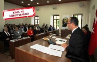 Urla'da ilk meclis