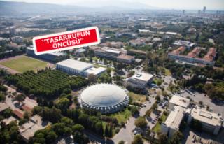 Yenilenebilir enerjinin öncü üniversitesi