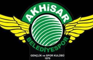 Akhisarspor'un tarihi günü