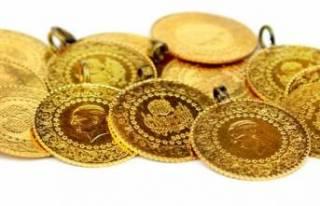 Altın fiyatları yönünü değiştirdi