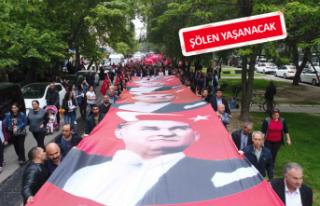 Bayraklı Belediyesi'nden 19 Mayıs etkinliği