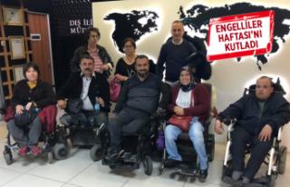 Engelsiz İzmir Komisyonu Başkanı Baran: Engelliler...
