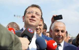 İmamoğlu'ndan Erdoğan'a 'Hırsız' yanıtı