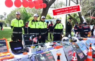 İzmir'de trafik kazaları yüzde 35 azaldı!