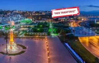 """""""İzmir dünyanın en güvenli yerlerinden"""""""
