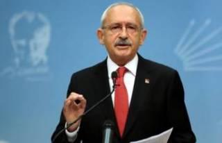 Kılıçdaroğlu: Ekrem İmamoğlu'dan korkuyorlar