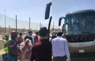 Mısır'da turistleri taşıyan otobüste patlama