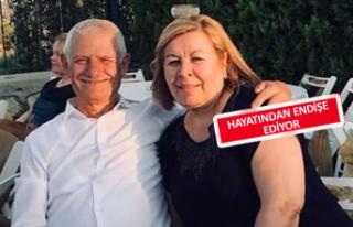 8 gündür kayıp olan eşini arıyor