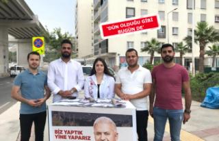 AK Gençlik'ten İstanbul için son çağrı