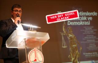 Başkanlardan 'demokrasi' buluşması