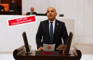CHP'li Polat sordu, Bakan müjdeyi verdi