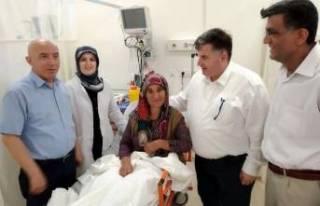 İzmir'İn o ilçesine devlet hastanesi müjdesi