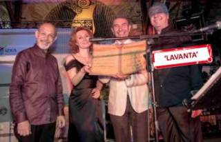 Soyer'e özel tango bestelendi