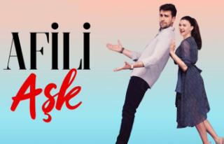 Yaz dizisi 'Afili Aşk' başlıyor