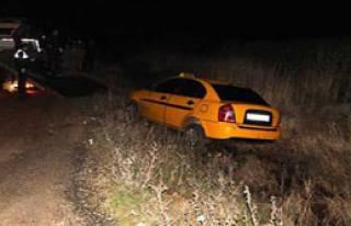 Taksi Şoförünün Boğazı Kesildi