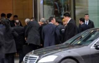 Başbakan Davutoğlu Ağrı'ya Gitti