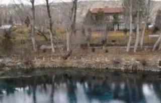 Gökpınar Gölü, Dalgıçların Uğrak Yeri