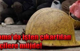 Somalı Madencilere Müjde!
