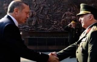 Erdoğan'dan Özel Görüşme