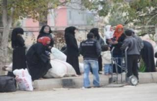 400 Suriyeli Ülkesine Döndü