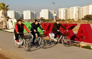 20 Bin Kişi KARBİS'te Pedal Çeviriyor