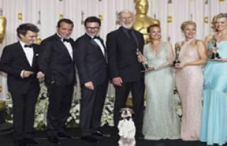 Hollywood'un Oscar'lık Köpeği