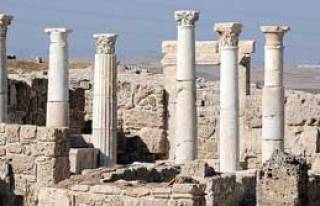 900 Yıllık Sütunlar Bulundu