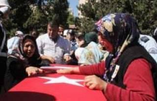 Kazada Şehit Olan Polis Törenle Memleketine Gönderildi