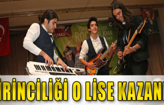 Karşıyaka'da Müzik Yarışması Sonuçlandı