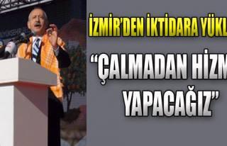 Kılıçdaroğlu İzmir'de Fidan Dağıttı
