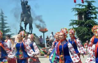 Zonguldak Festival İle Coştu