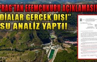 TÜPRAG'tan Efemçukuru Açıklaması!