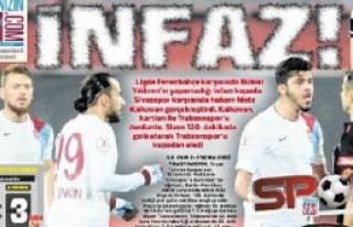 Trabzonspor Paramparça!