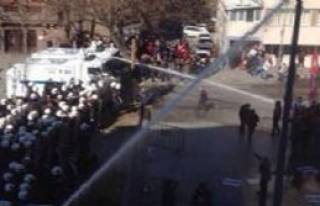 Ankara'da Olaylı Gün!