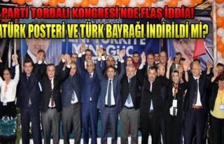 AK Parti Torbalı Kongresi'nde Şok İddia!